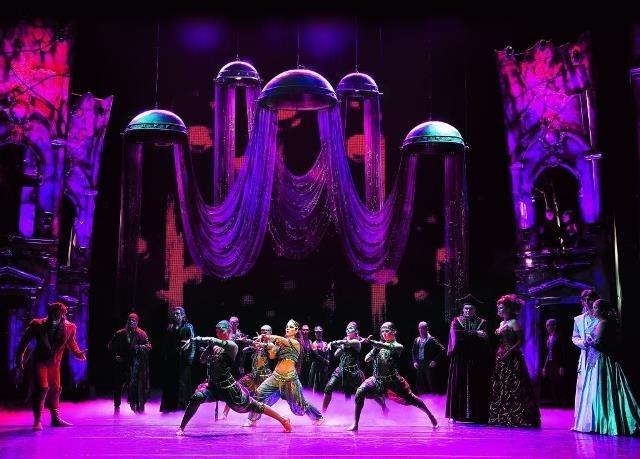 интересный спектакль или концерт 27 ноября в москве стол Великий